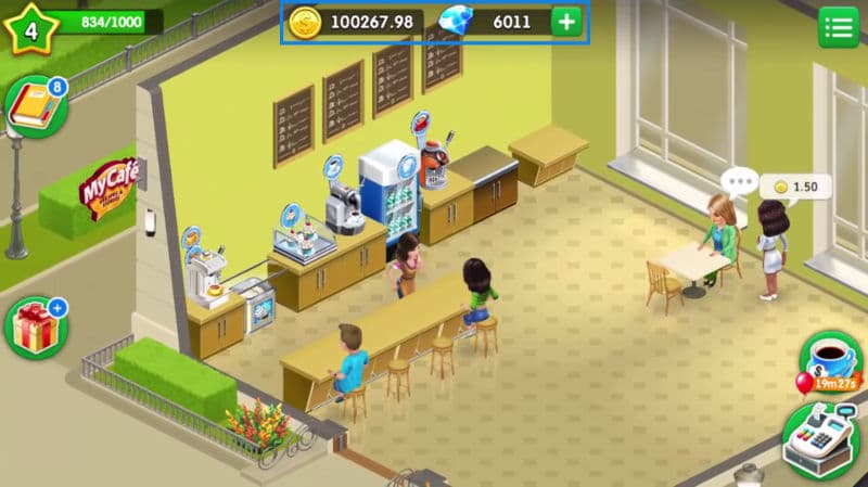 My Cafe Cheats Review Recipes Videos Tips Tricks Wiki